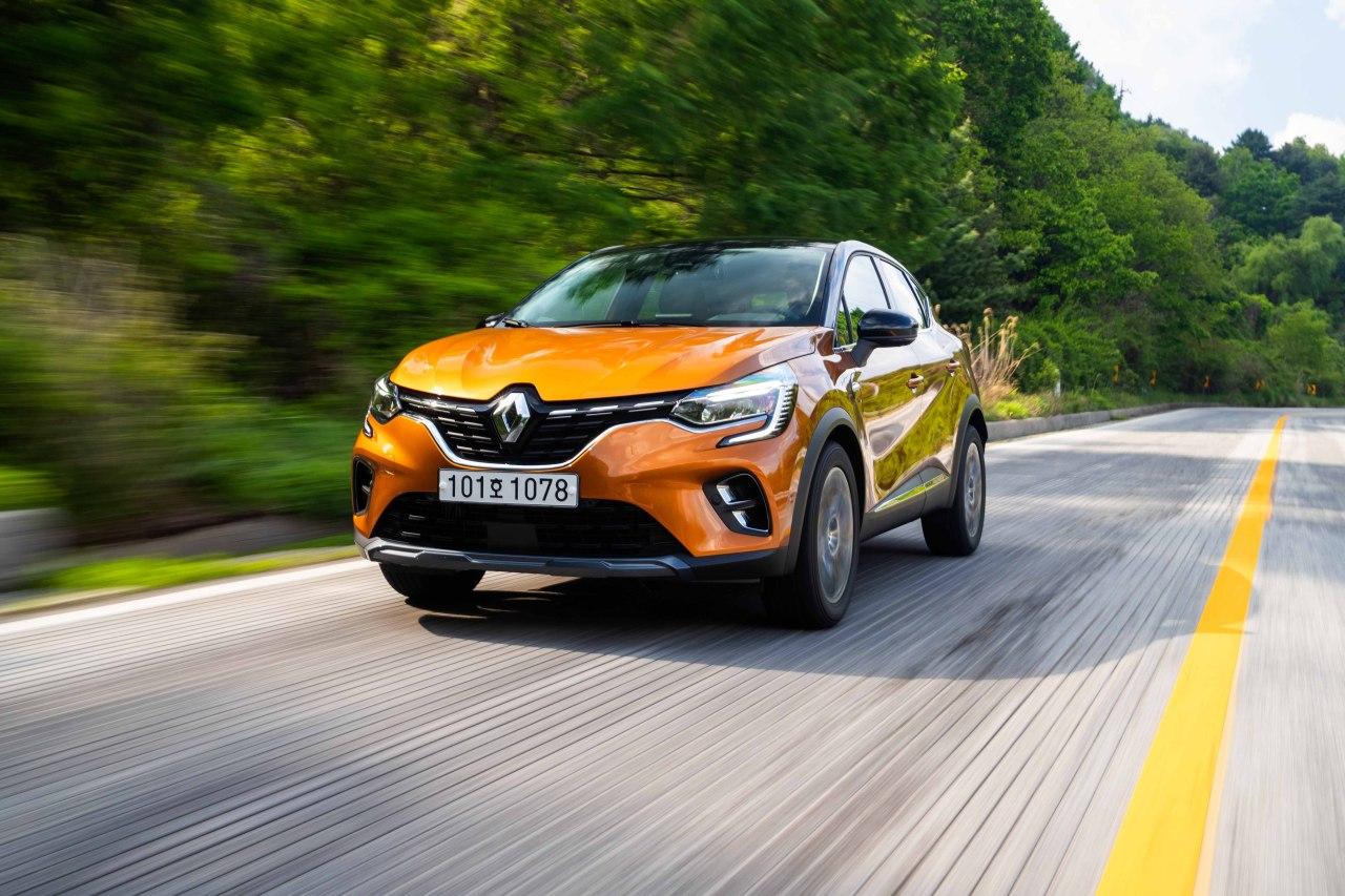 Renault Captur (Renault Samsung Motors)