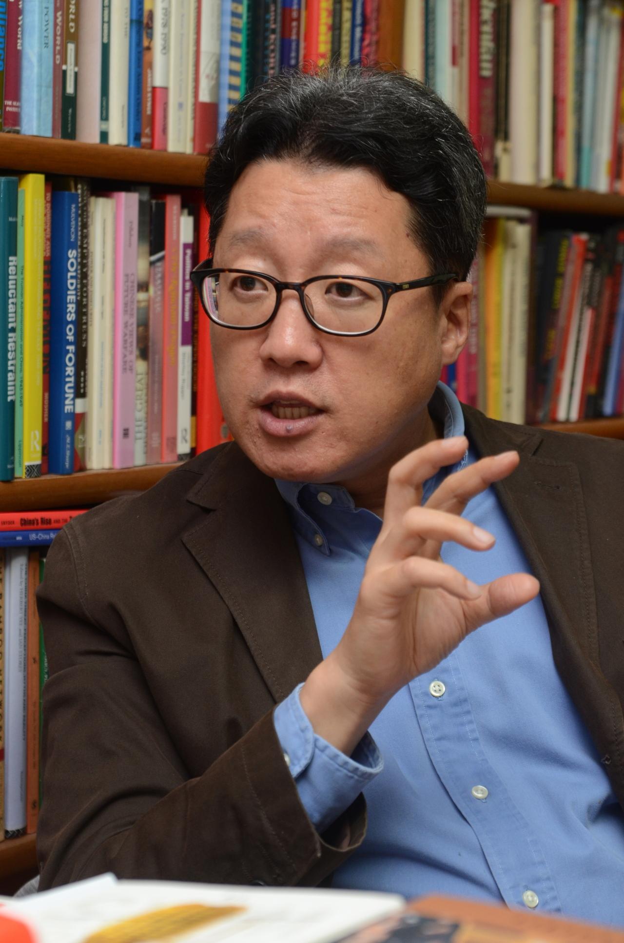Professor Chung Jae-ho of Seoul National University (Courtesy of Chung)