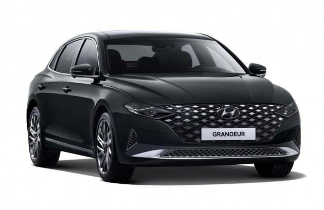 Hyundai Motor's New Grandeur (Hyundai Motor Group)