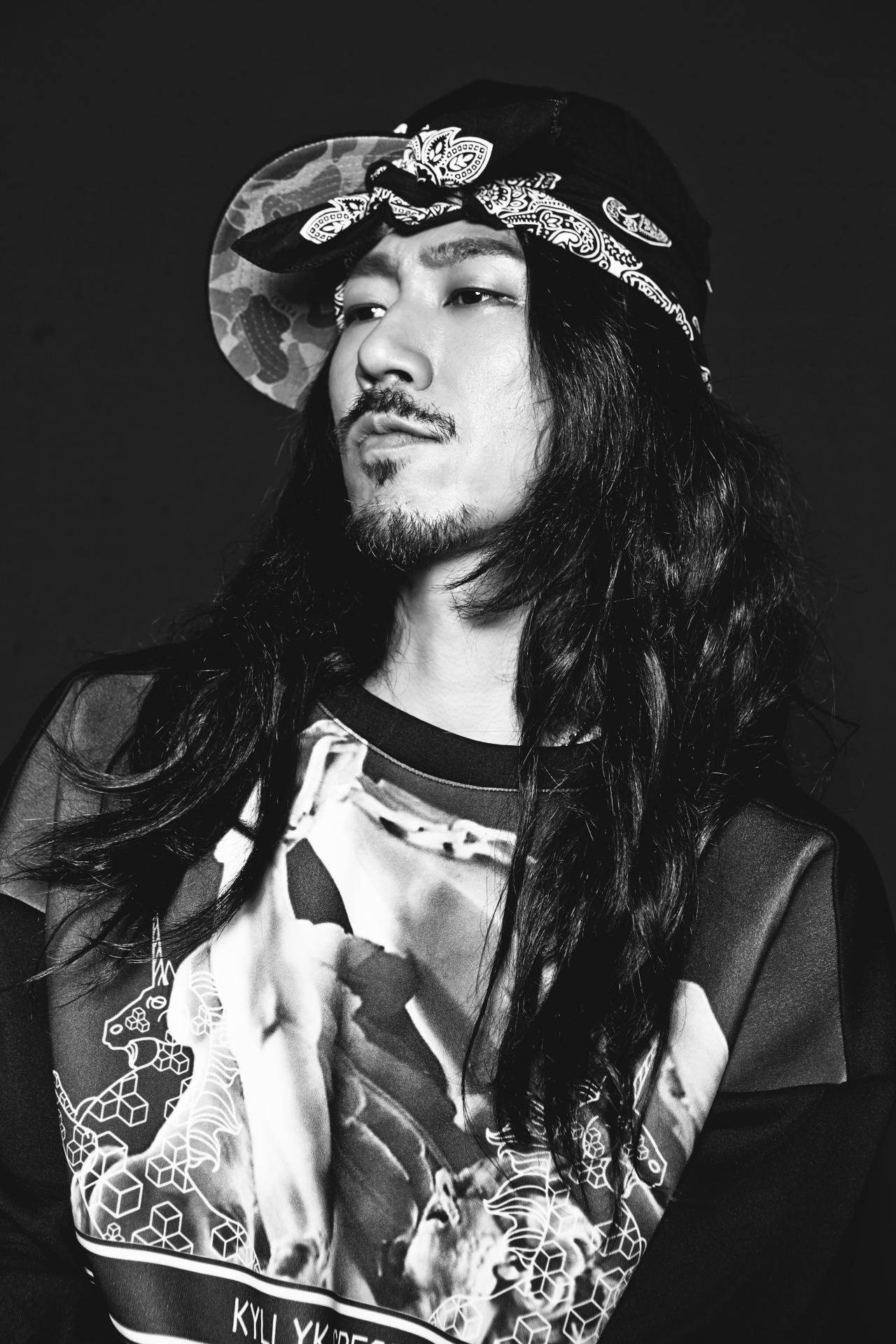 Rapper Tiger JK (NToK)