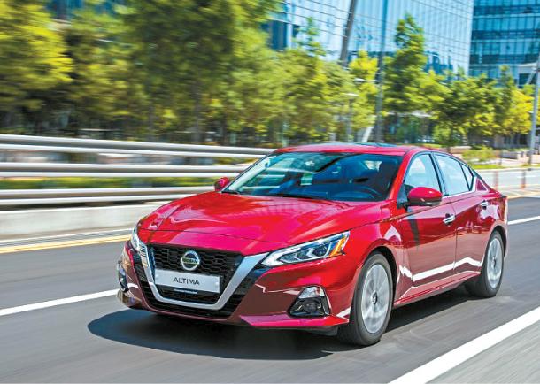 Nissan Altima (Nissan Korea)