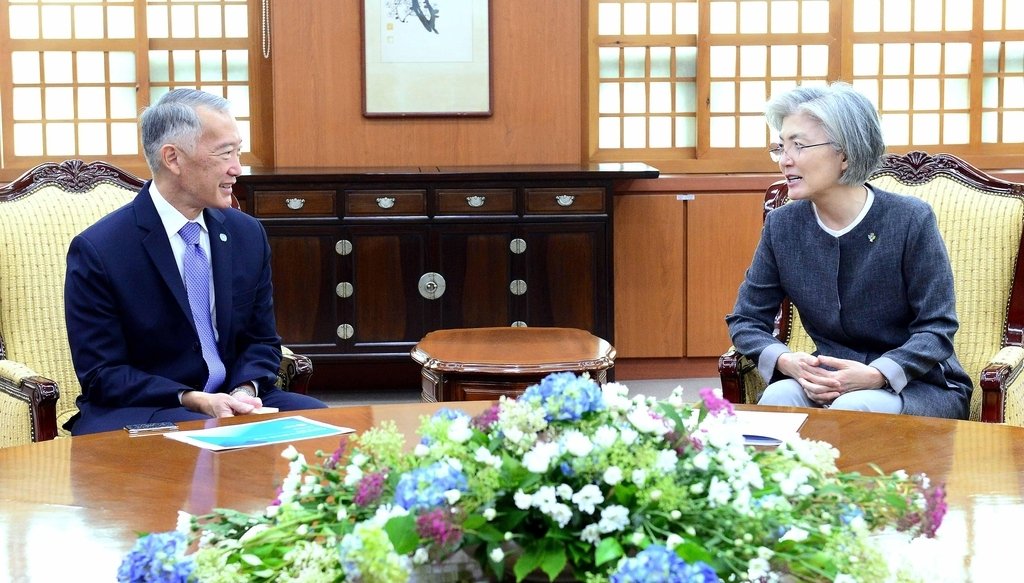 (Foreign Ministry-Yonhap)