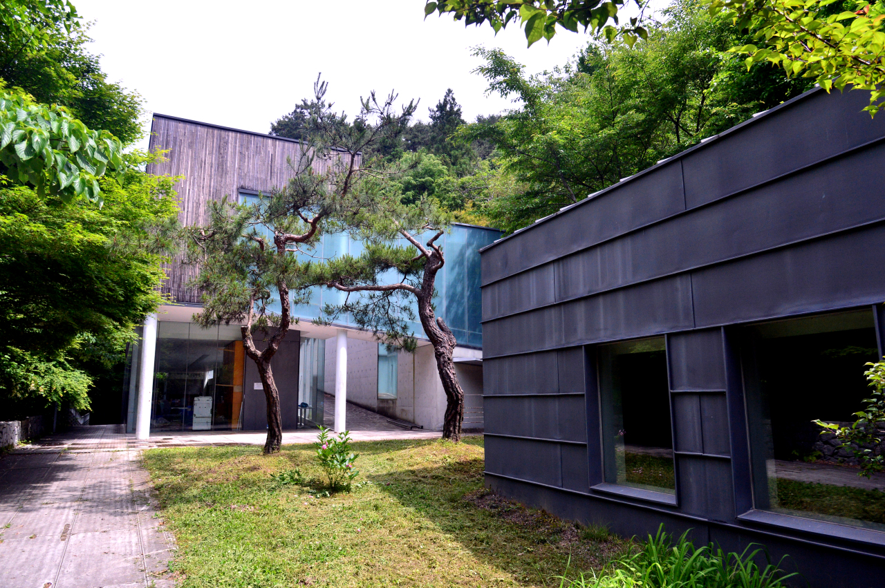 Uijae Museum of Korean Art in Gwangju (Park Hyun-koo/The Korea Herald)