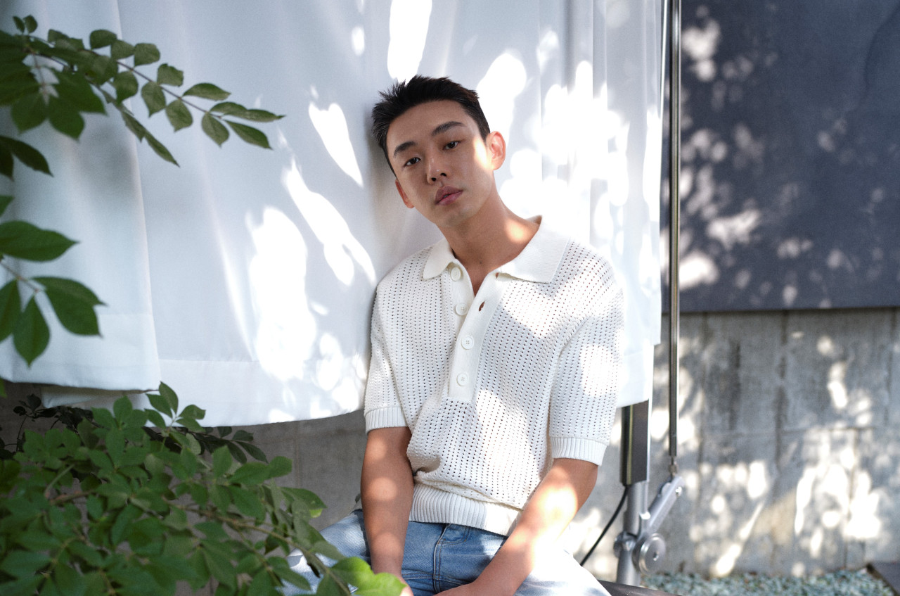 Actor Yoo Ah-in (UAA)