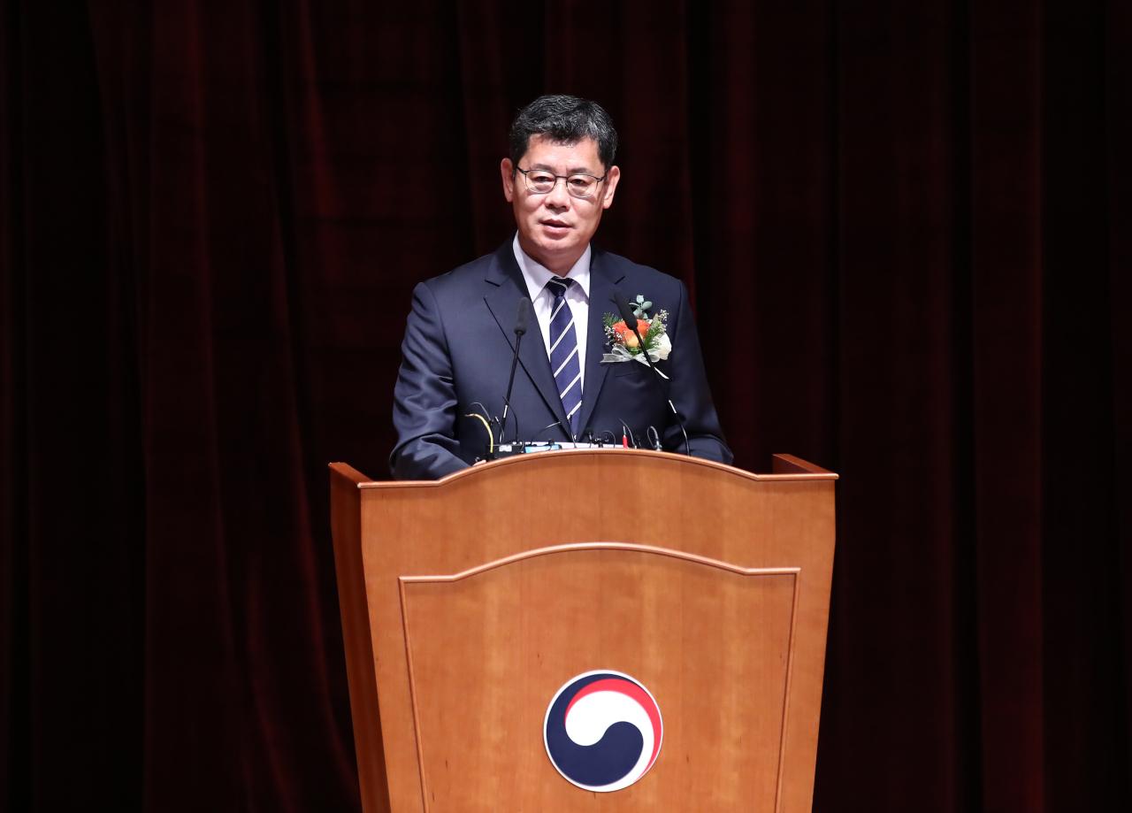 Unification Minister Kim Yeon-chul (Yonhap)