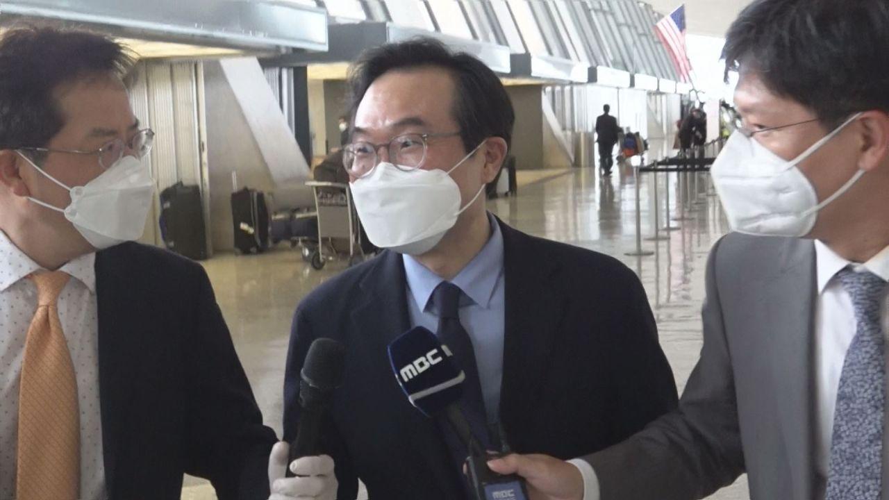 Lee Do-hoon, special representative for Korean Peninsula peace and security affairs (Yonhap)