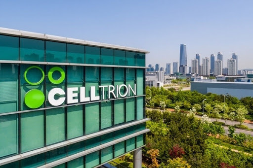 An exterior view of Celltrion headquarters in Songdo, Incheon. (Celltrion)