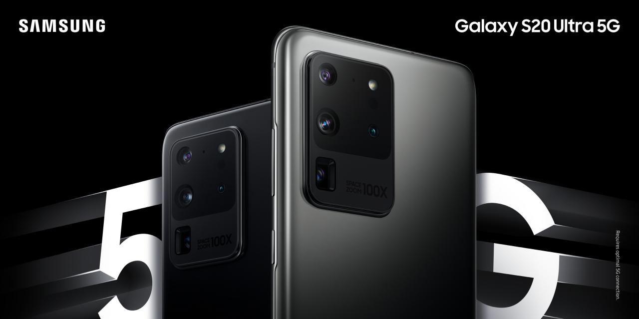 Galaxy S20 Ultra 5G (Samsung Electronics)
