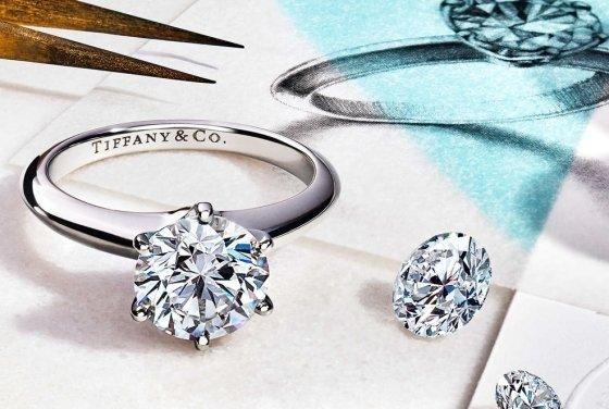 Tiffany & Co. website