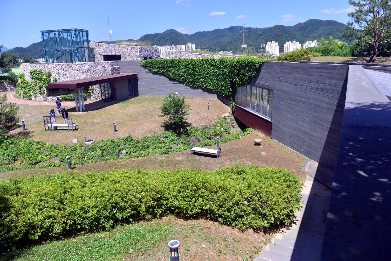 A view of the Park Soo Keun Museum (Park Hyun-koo/The Korea Herald)