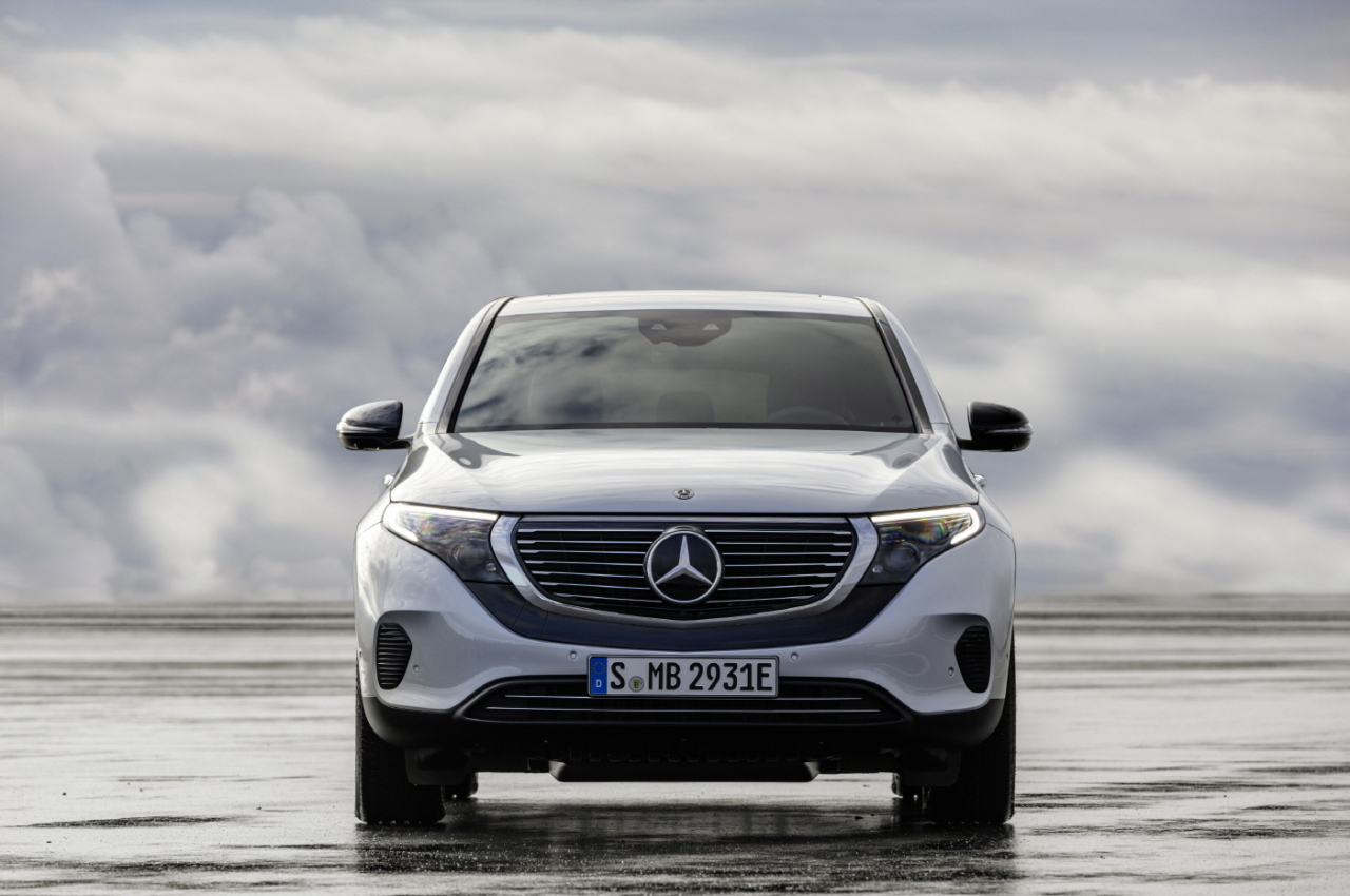 The New EQC 400 4MATIC Premium (Mercedes-Benz Korea)