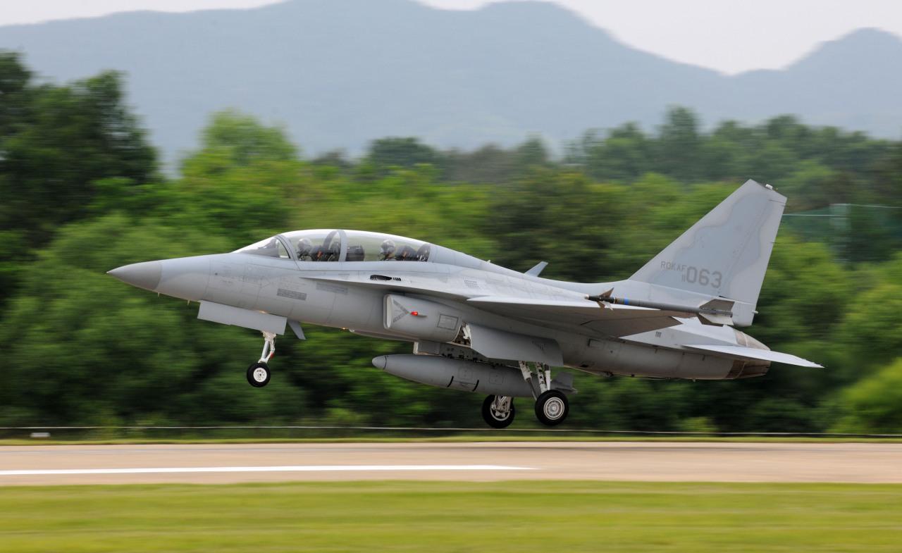 KAI's TA-50 trainer jet (KAI)
