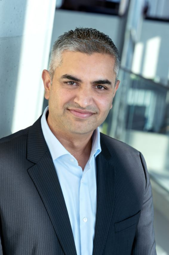 Anand Nambiar, global head of Semiconductor Materials within Merck performance Materials (Merck)