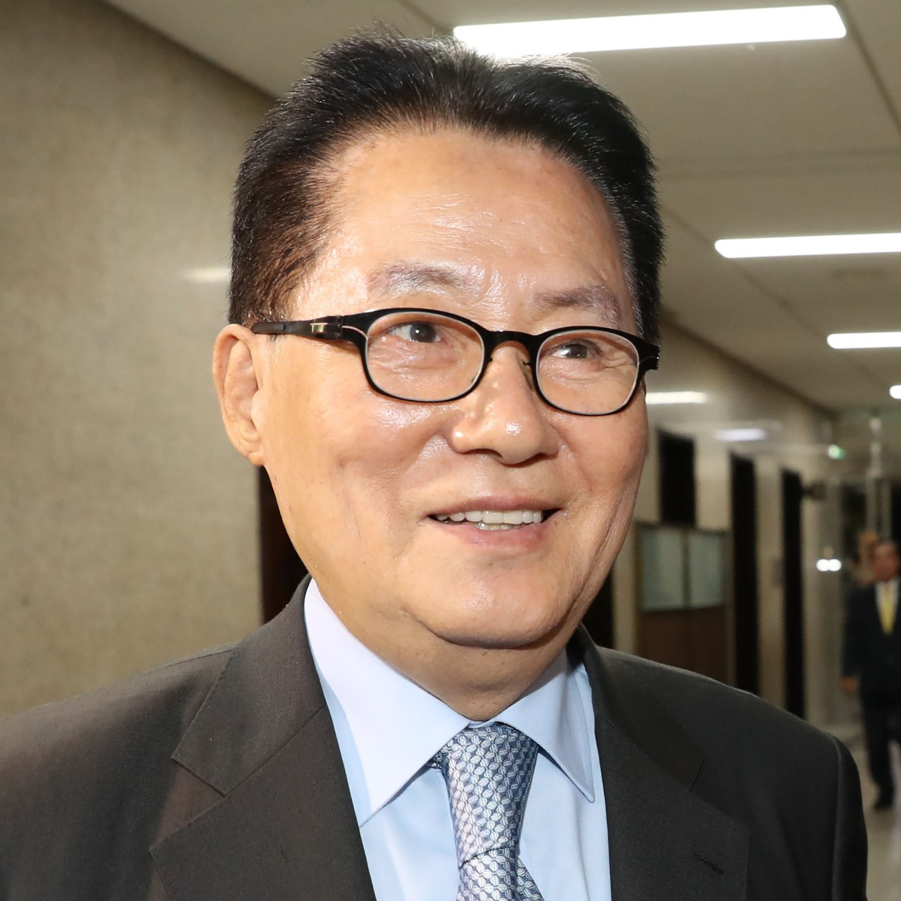 National Intelligence Service (NIS) director-nominee Park Jie-won (Yonhap)