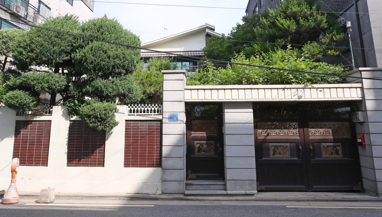 The shelter in Mapo-gu, Seoul (Yonhap)