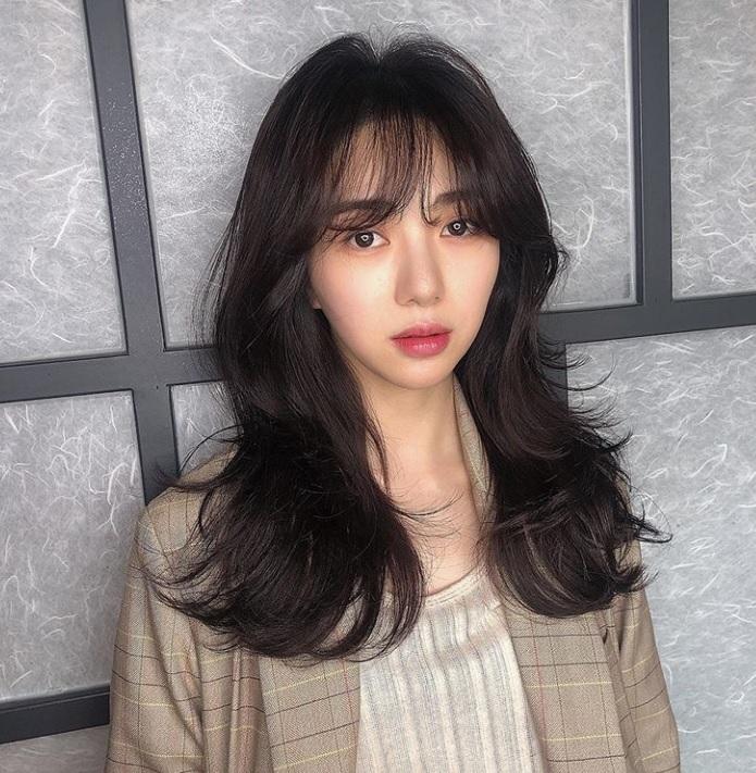Former AOA member Kwon Mina (Mina's Instagram)
