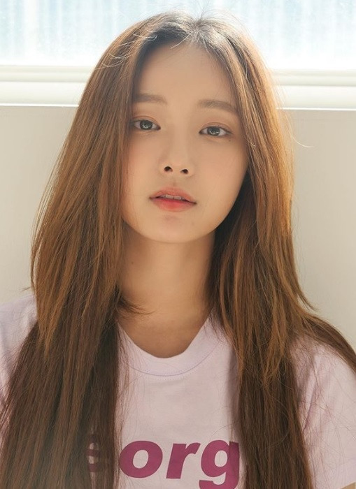 Former Momoland member Yeonwoo (Yeonwoo's Instagram)