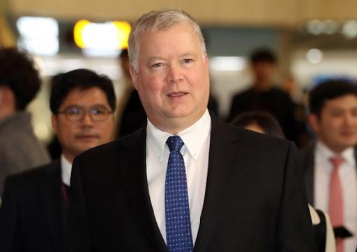 US Deputy Secretary of State Stephen Biegun (Yonhap)