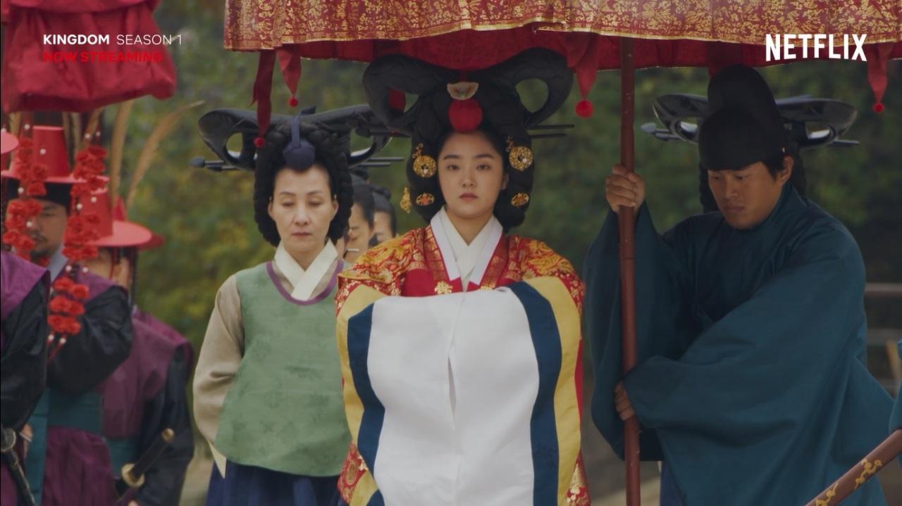 """A scene from """"Kingdom"""" shown in """"Explore Korea"""" (KTO)"""