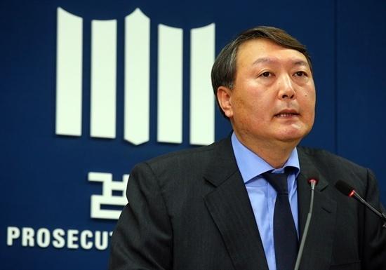 Prosecutor General Yoon Seok-yeol (Yonhap)