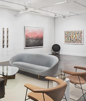 Gallery Hyundai's showroom in New York which opened last year (Gallery Hyundai)