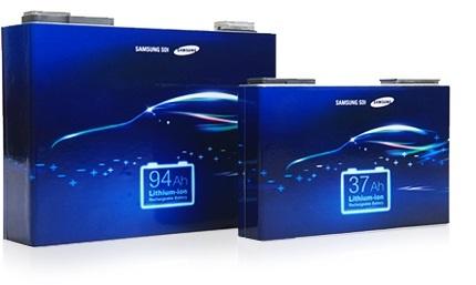 Samsung SDI's prismatic cell (Samsung SDI)