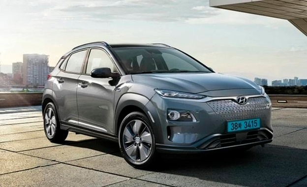 Hyundai Kona Electric (Hyundai Motor Group)
