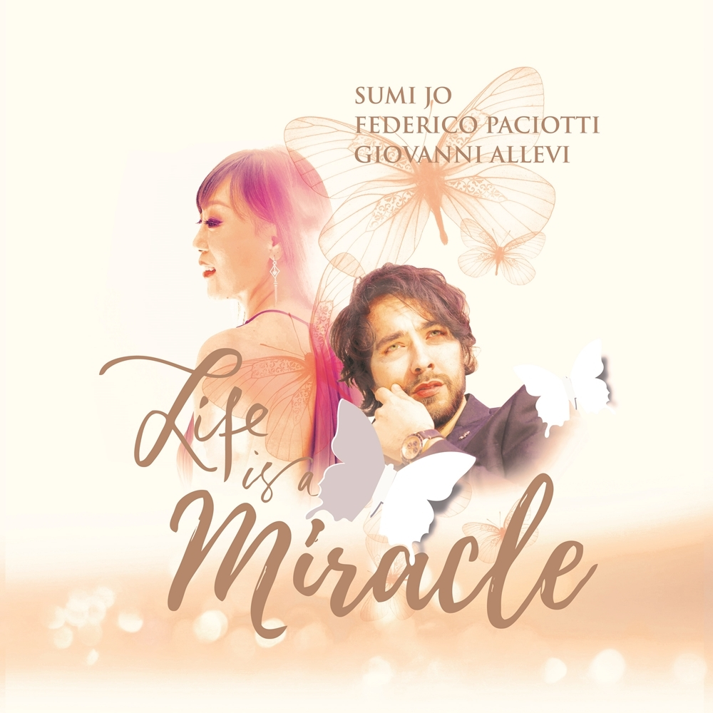 "Cover image for single ""Life is a Miracle"" (Universal Music)"