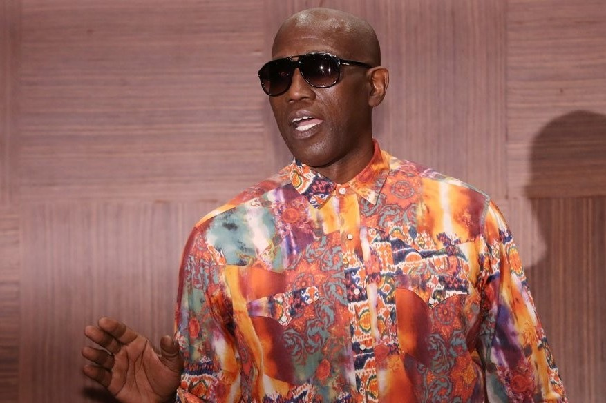 File photo of Hollywood star Wesley Snipes (Yonhap)