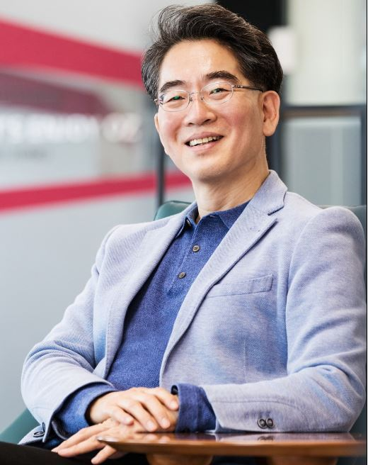 LG Display CEO Jeong Ho-young (LG Display)
