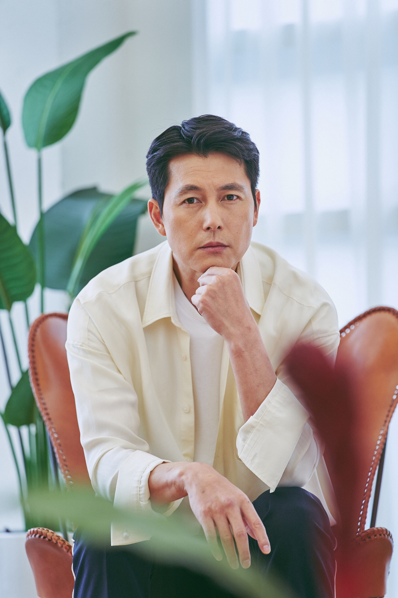 Actor Jung Woo-sung (Lotte Entertainment)