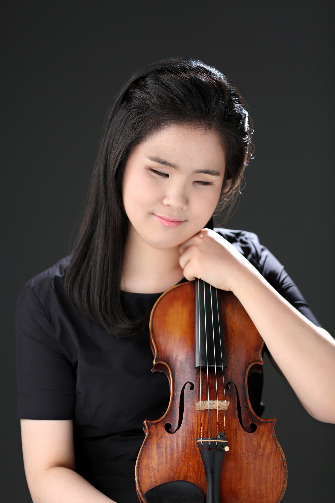 Violinist Kim Ji-sun (Courtesy of Kim)