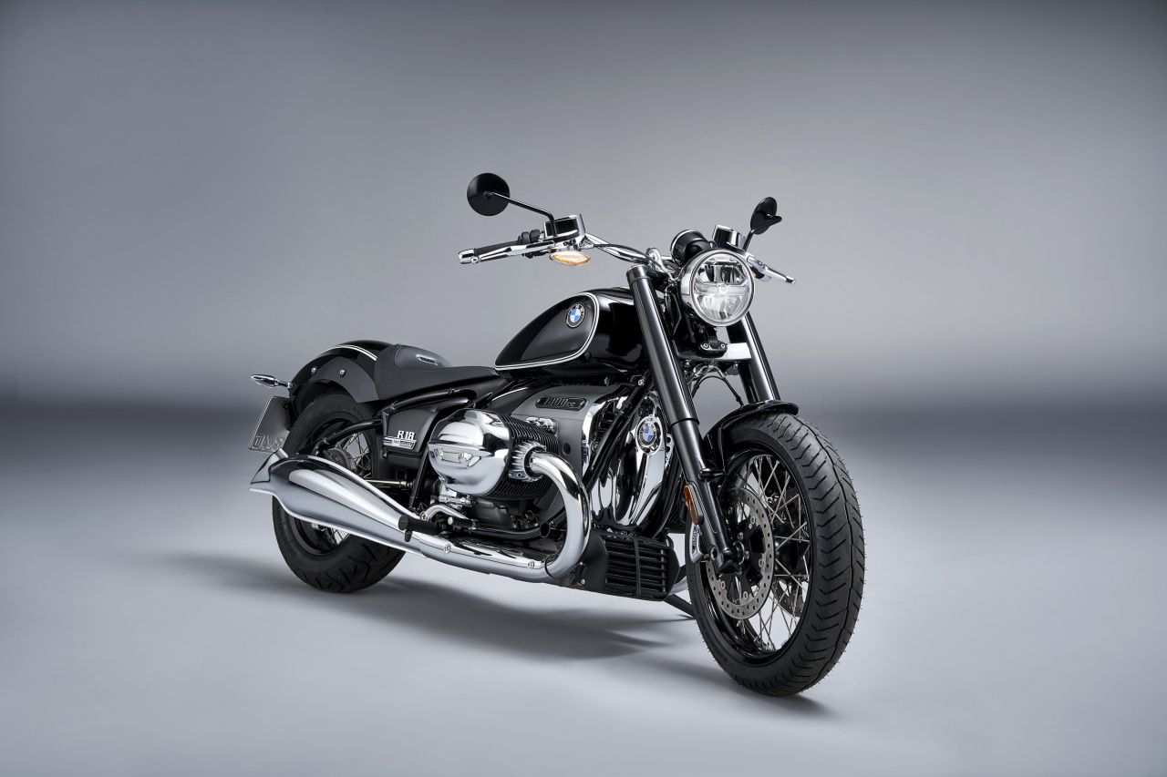 BMW Motorrad's new R 18 (BMW Motorrad)
