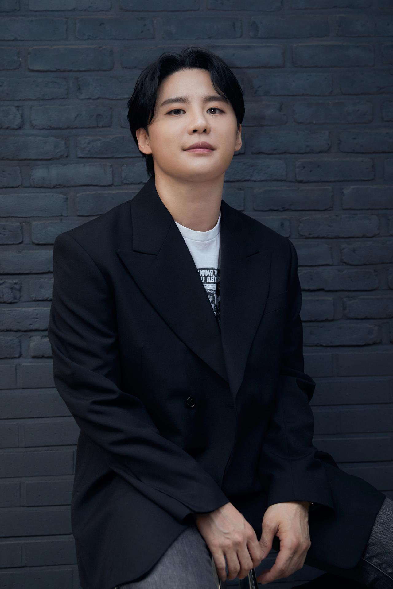 Stage actor Kim Jun-su (C-JeS Entertainment)