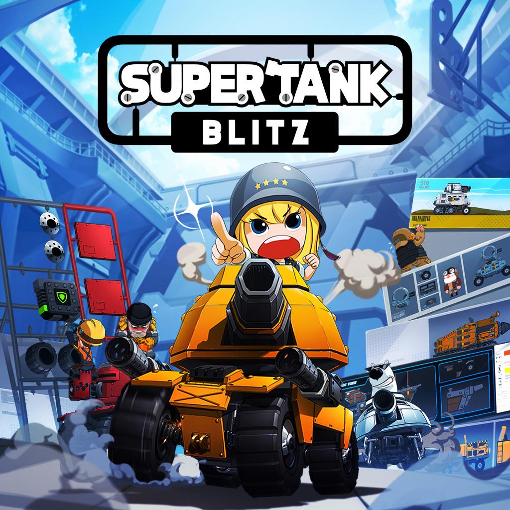 Smilegate's new mobile tank battle game Super Tank Blitz (Smilegate)