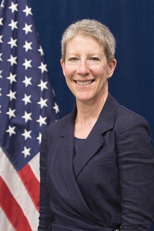 Donna Welton (US Embassy in Afghanistan website-Yonhap)
