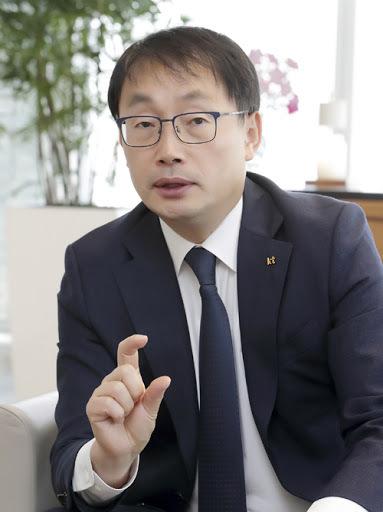 KT CEO Koo Hyun-mo (KT)