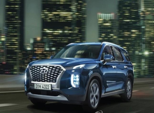Hyundai Motor's flagship SUV Palisade (Hyundai Motor)
