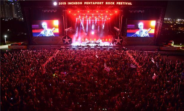 Photo of 2019 Incheon Pentaport Rock Festival (Incheon Metropolitan City)
