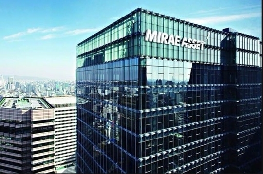 Mirae Asset Daewoo headquarters in central Seoul (Mirae Asset Daewoo)