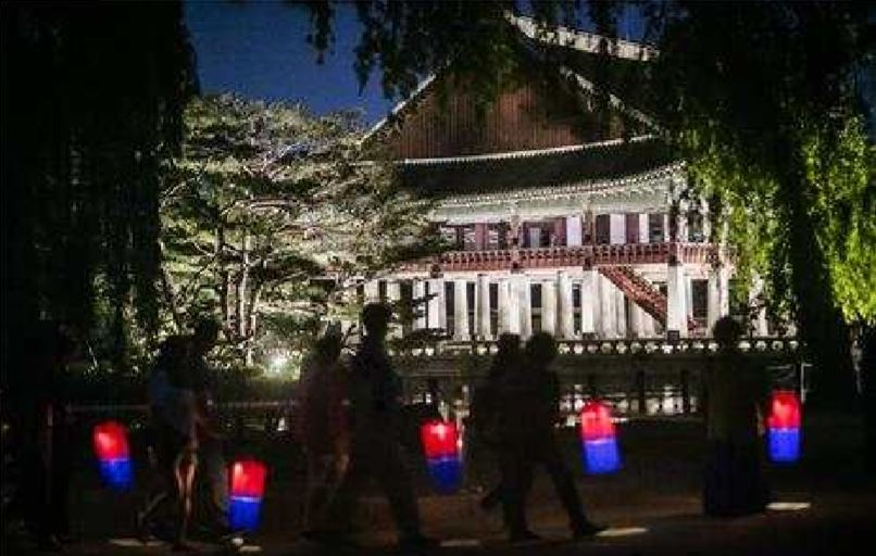 Gyeongbokgung Starlight Tour (CHA)