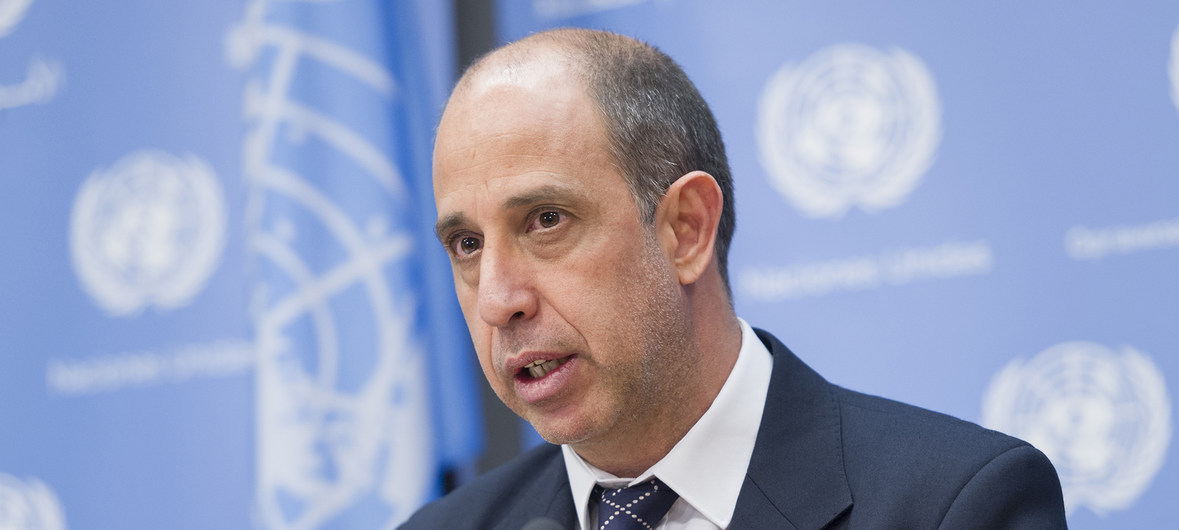 Tomas Ojea Quintana, United Nations Special Rapporteur on the situation of human rights in the Democratic People's Republic of Korea (United Nations)