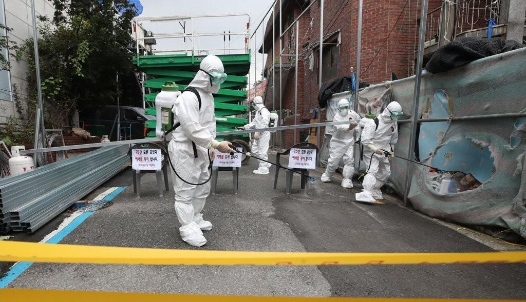 S.Korea's daily coronavirus cases rise to 279