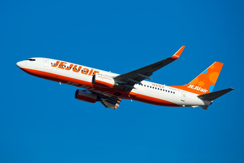 A Jeju Air aircraft (Jeju Air)