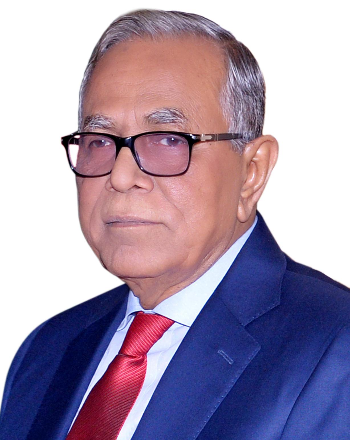 Md. Abdul Hamid Hon'ble President of Bangladesh