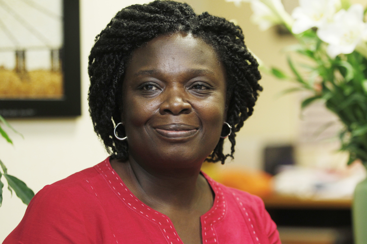 Victoria Kwakwa, vice president at the World Bank for East Asia and Pacific. (World Bank Korea)