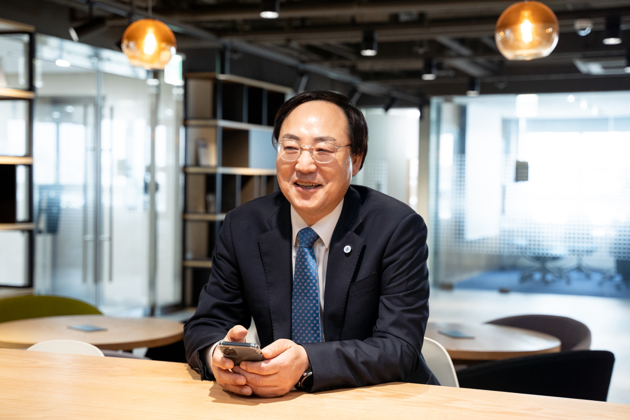 Johnson Controls Korea President Ha Woon-sik (Johnson Controls Korea)