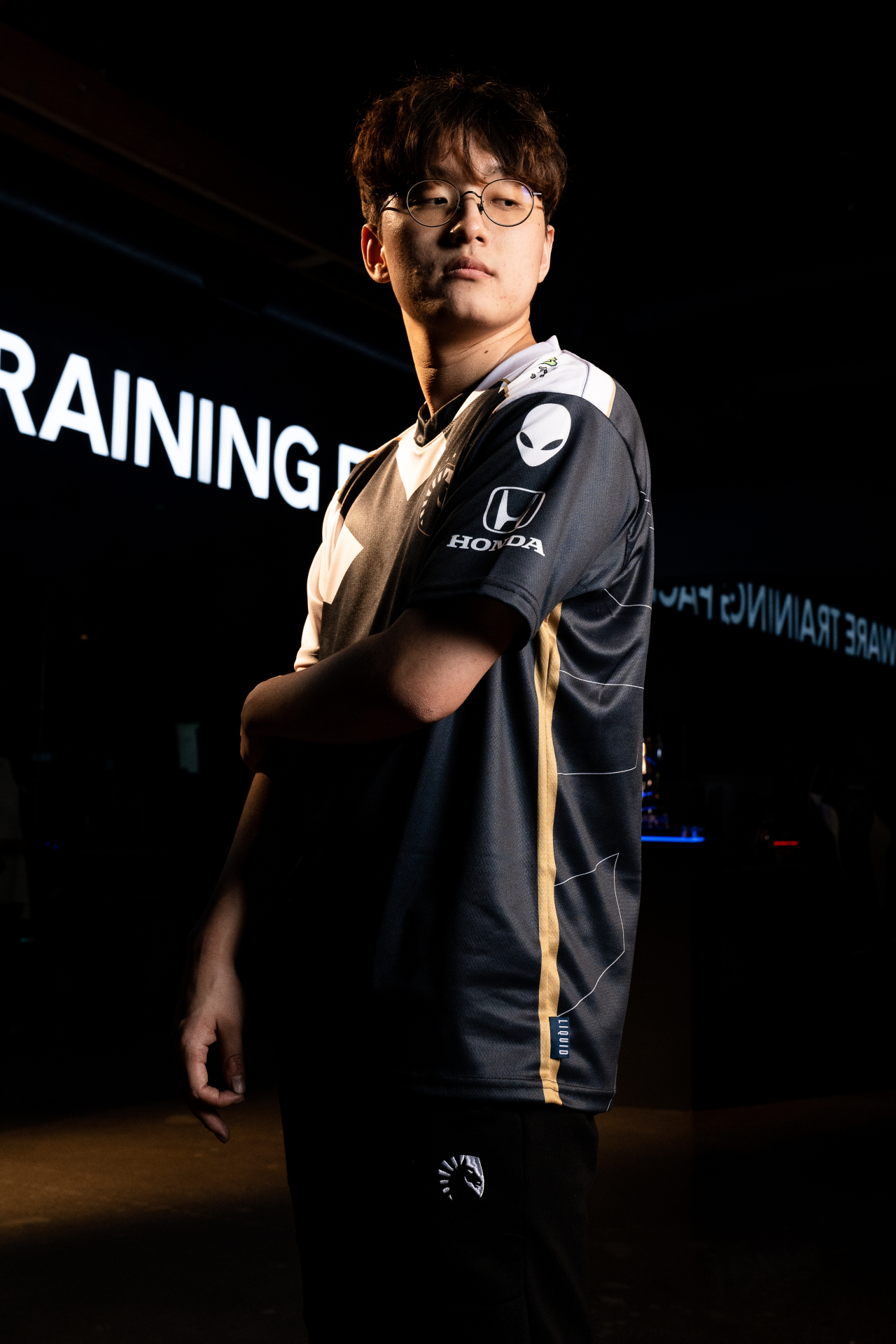 "Jo ""CoreJJ"" Yong-in of Team Liquid (1UP Studios / Team Liquid)"