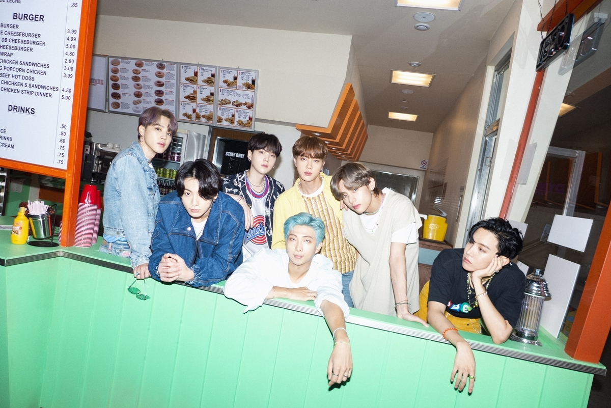 BTS Shatters Records with