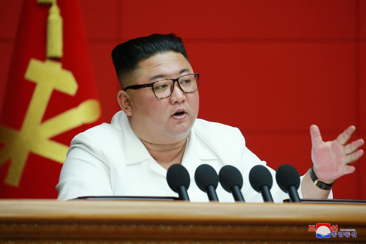 North Korean leader Kim Jong-un. Yonhap